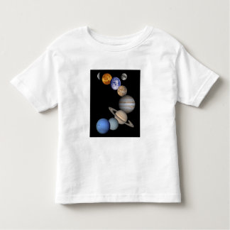 The Solar System Toddler T-shirt