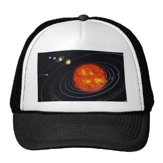 The Solar System Trucker Hat