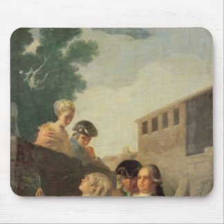The Soldier and the Young Lady, 1778-79 Mouse Pad