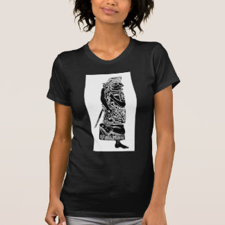 The soldier scorpion shirt