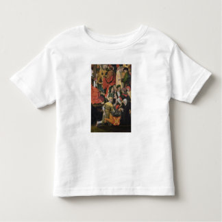 The Soldiers Drawing Lots for Christ's Clothes T-shirt