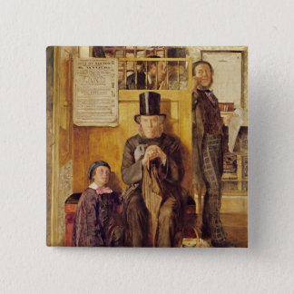 The Solicitor's Office, 1857 Pinback Button