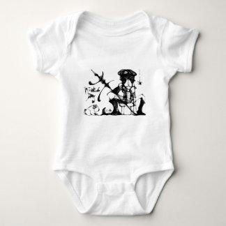 the solider baby bodysuit