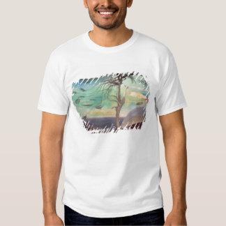 The Solitary Cedar, 1907 Tee Shirt