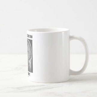 The Solution Lies Within Your Thoughts (Psyche) Coffee Mugs