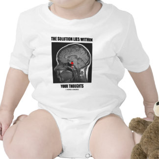The Solution Lies Within Your Thoughts (Psyche) Shirt