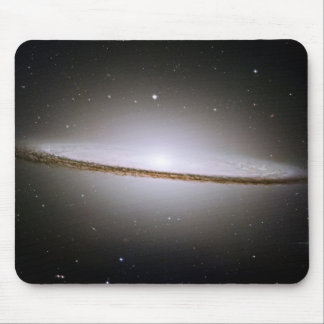 The Sombrero Galaxy Mouse Pad