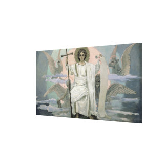 The Son of God - The Word of God, 1885-96 Canvas Print