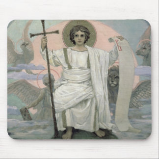 The Son of God - The Word of God, 1885-96 Mouse Pad