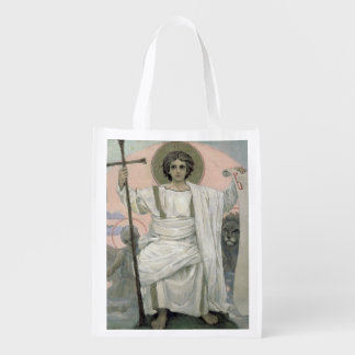 The Son of God - The Word of God, 1885-96 Reusable Grocery Bag