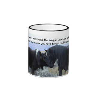 """""""The Song in your heart"""" mug"""