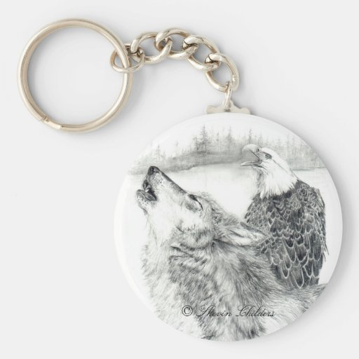 The Song Keychain