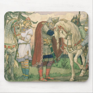 The Song of Prince Oleg , 1899 Mouse Pad