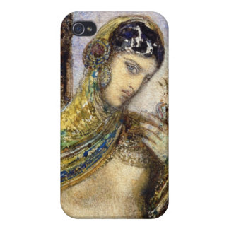 The Song of Songs (detail of 83718) iPhone 4 Cases