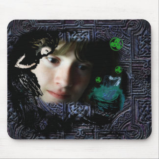 The Song of Taliesin Mouse Pad