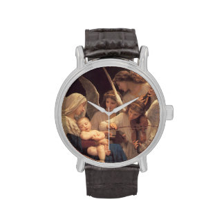 The Song of The Angels Wrist Watch