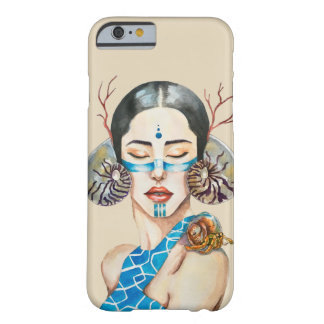 The song of the Sirens Barely There iPhone 6 Case