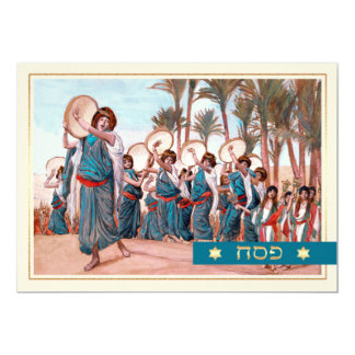The Songs of Joy. Fine Art Passover Greeting Cards