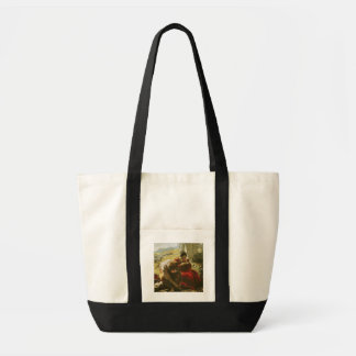 The Sonnet, 1839 (oil on panel) Tote Bag