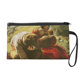 The Sonnet, 1839 (oil on panel) Wristlet