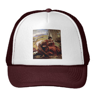 The Sonnet By Mulready William (Best Quality) Trucker Hat
