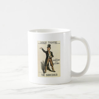 The Sorcerer ~ Savoy Theatre London 1884 Coffee Mug