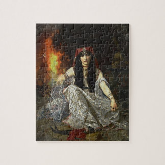 The Sorceress Jigsaw Puzzle
