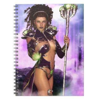 The Sorceress Notebook
