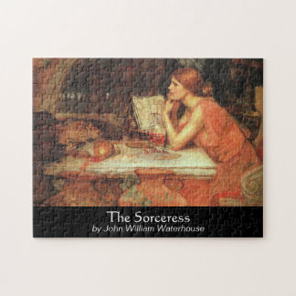 The Sorceress - Puzzle
