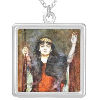 The Sorceress ~ Rheam 1874 Painting Custom Jewelry
