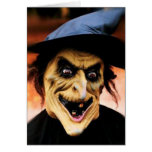 The sorci�re of Halloween - Cards