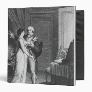The Sorrows of Werther' Binder