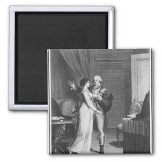 The Sorrows of Werther' Magnet