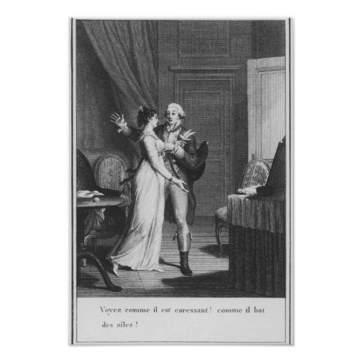The Sorrows of Werther' Poster