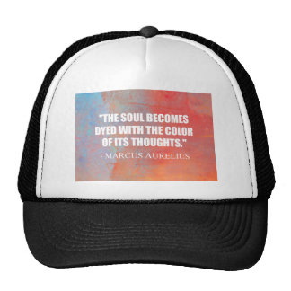 The Soul Becomes Dyed Trucker Hat