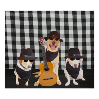 The Soul Dogs Print