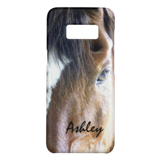 The Soul | Equine Horse Personalized Case-Mate Samsung Galaxy S8 Case
