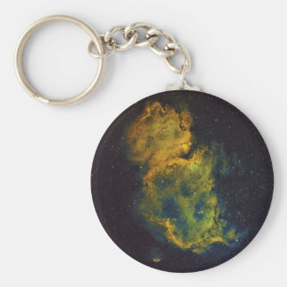 The Soul Nebula Keychain