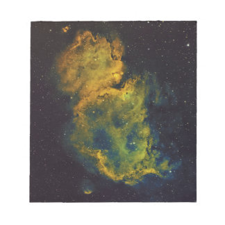 The Soul Nebula Note Pad
