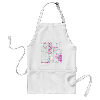The Soul of a child Adult Apron