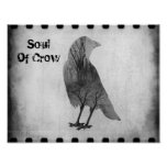 The Soul Of Crow Poster