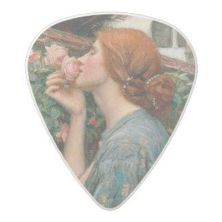 The Soul of the Rose, 1908 Acetal Guitar Pick