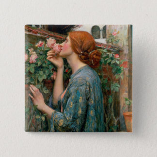 The Soul of the Rose, 1908 Button