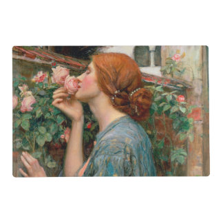 The Soul of the Rose, 1908 Placemat