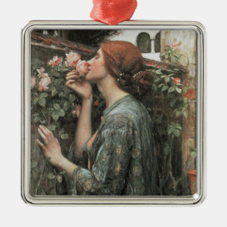 The Soul of the Rose by Waterhouse Ornament