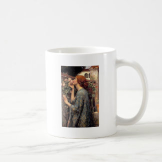 the_soul_of_the_rose_-_waterhouse tazas