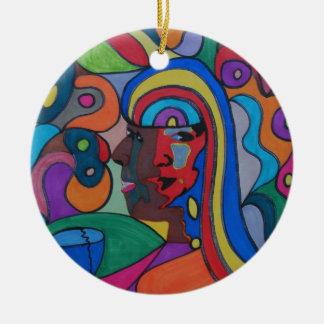 the Soul Singers Ceramic Ornament