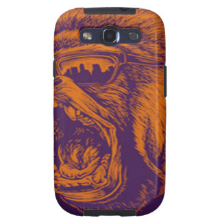 THE SOULFUL GORILLA SAMSUNG GALAXY SIII COVER