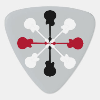 the sound of a guitar guitar pick