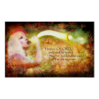 The Sound of Deliverance Print